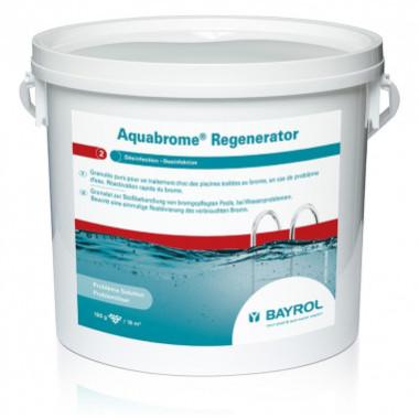 Aquabrome regenerator